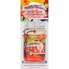 Candle for the Car Air Freshener - Pumpkin Spice