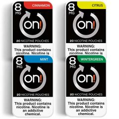 On! Nicotine Pouches - 8mg